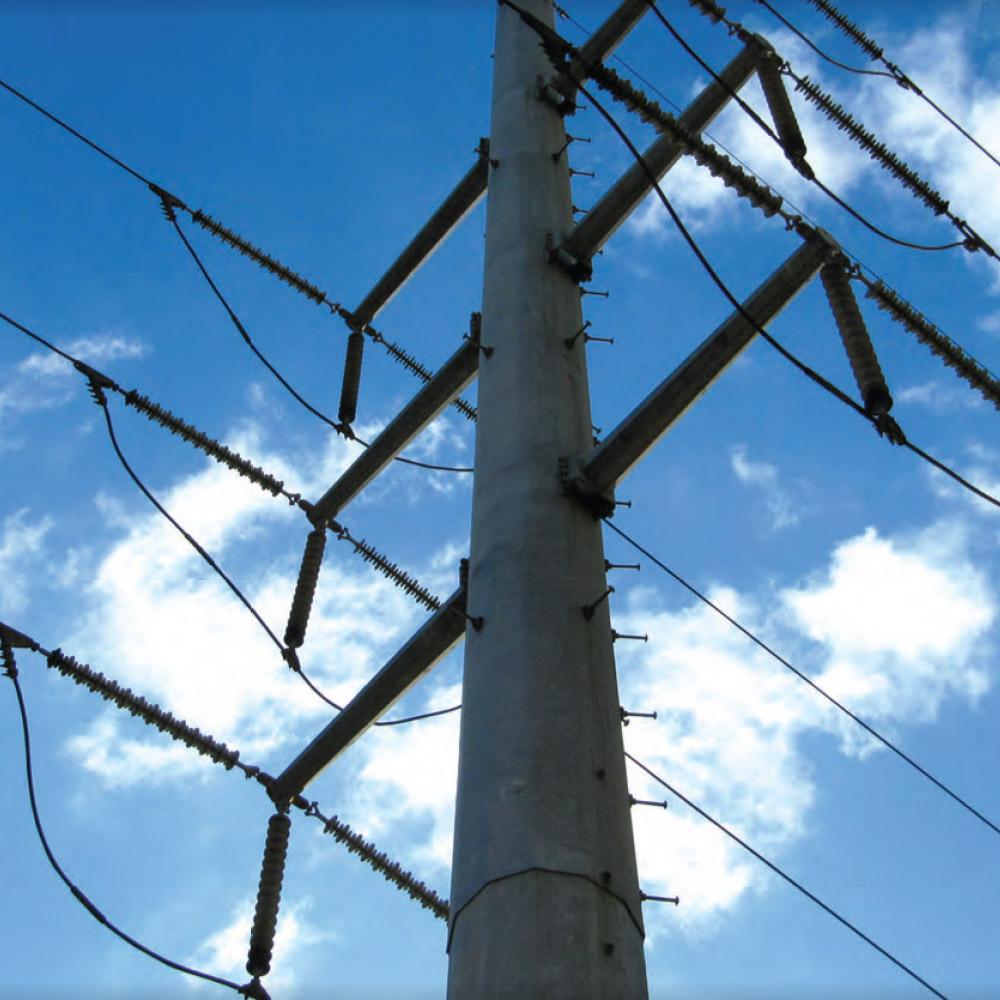 K-Line Insulators Limited – Line Post 69 kV to 230 kV